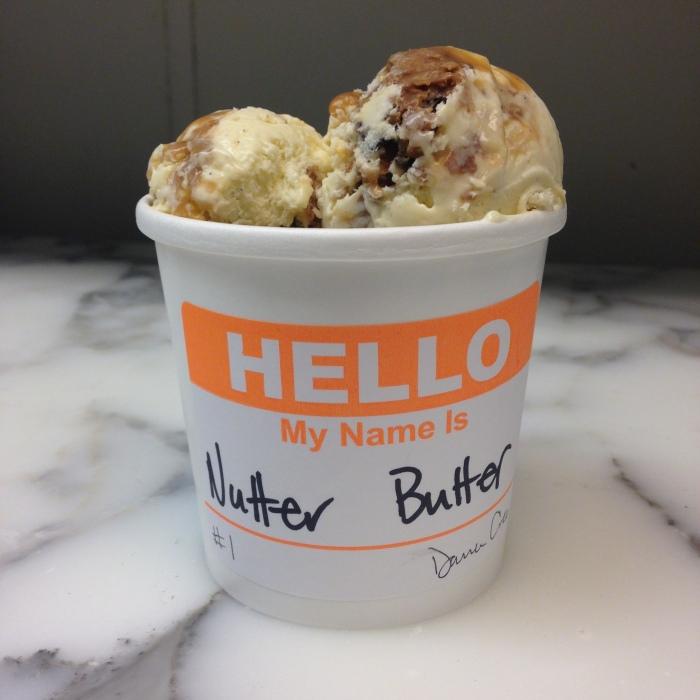 nutterbutter ice cream